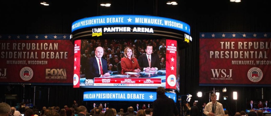 GOP Debate: Moderators Take a Step Back; 'It Wasn't AboutUs'